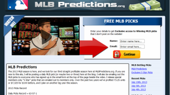 free mlb picks mlbpredictions.org